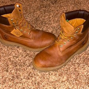 Timberland 400Gram Waterproof Leather Boots